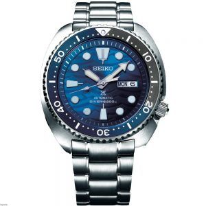 Seiko Prospex Save The Ocean Tiburón Tortuga